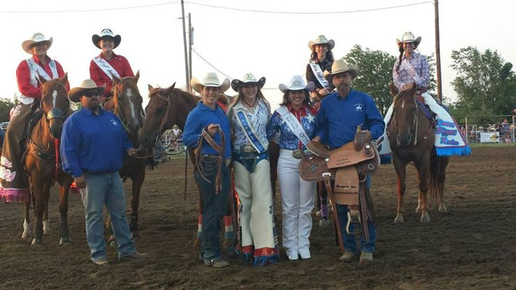 Lifetime Cowgirl Finds Perfect Fit As Newly Crowned