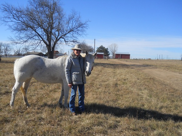 Horses have been at the Browning family home place northeast of Emporia for more than seven decades and continue to graze pastures behind the Circle B- headquarters.
