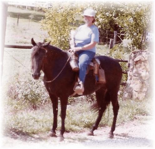 Arletta Flory on Mamie