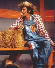 """Those who don't initially recognize the name """"Lecile"""" Harris can still recall some of his antics from more than 10 years on the television show: """"Hee Haw."""""""