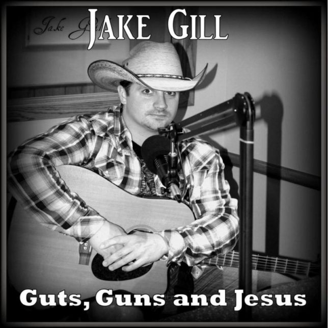 Country music singer Jake Gill is scheduled to entertain at the Santa Fe Trail Ranch Rodeo in Council Grove, July 6