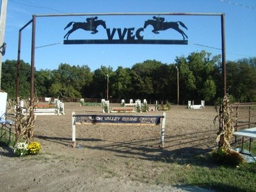 Vermillion Valley Equine Center is headquartered at the White family farm near Belvue in Pottawatomie County.