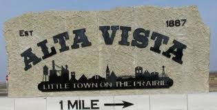 "In celebration of 128 years, ""The Little Town on the Prairie"" has scheduled the annual community appreciation, traditionally recognized as Old Settlers Day, this Saturday, Sept. 26, at Alta Vista, in western Wabaunsee County, just east of K-177, and right north of K-4 Highway."