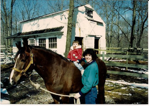 Lauren Schiller was just two-weeks-old, when her mom Julie put her on the Morgan gelding called Rebel, and ever since the Manhattan horsewomen has been doing just about anything that can be done with horses.