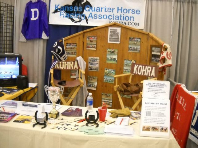The Kansas Quarter Horse Racing Association is working with the Greater Kansas Racing Alliance and its Race for Kansas initiative to get legislation approved so racetracks can again be economically viable operations in the state.