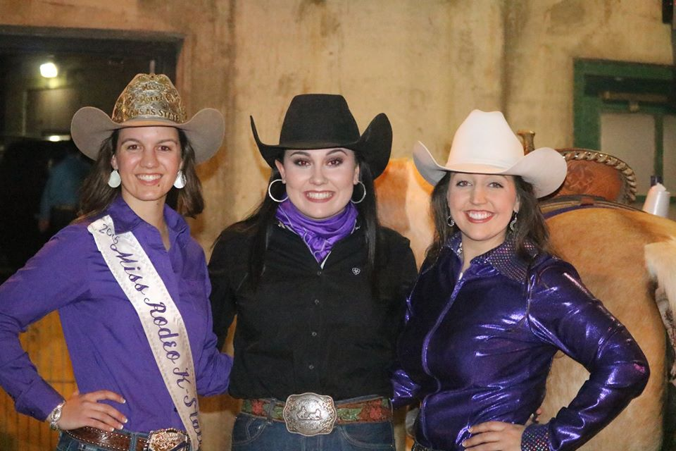 Miss Rodeo K State Looks To Busy Schedule Spreading Rodeo
