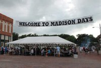 """A Cruise Night and classic car show Friday evening , June 10, is only a sampling of a wide variety of three days' activities, through Sunday, June 12, scheduled at  Madison Days 2016, in the rural northern Greenwood County community of Madison, """"The Hidden Valley of the Flint Hills."""""""