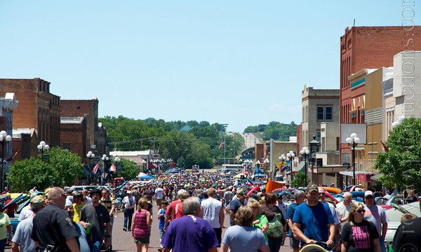 Marysville, Kansas, streets will be filled Saturday, June 4, when the 26th annual Auto Fest Car Show gets underway.