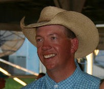 Jamie Nelson serves as a committeeman for The Eureka Pro Rodeo honored as one of the best rodeos in the Prairie Circuit of the Professional Rodeo Cowboys Association. The fifth annual Eureka Pro Rodeo is set for this weekend, August 19-20-21, at Eureka.