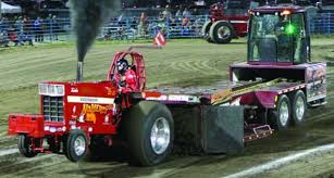 An Outlaw Tractor Pull set Sunday, Aug. 7, is one of a full lineup of features for the Linn County Fair at Mound City, August 5-13.