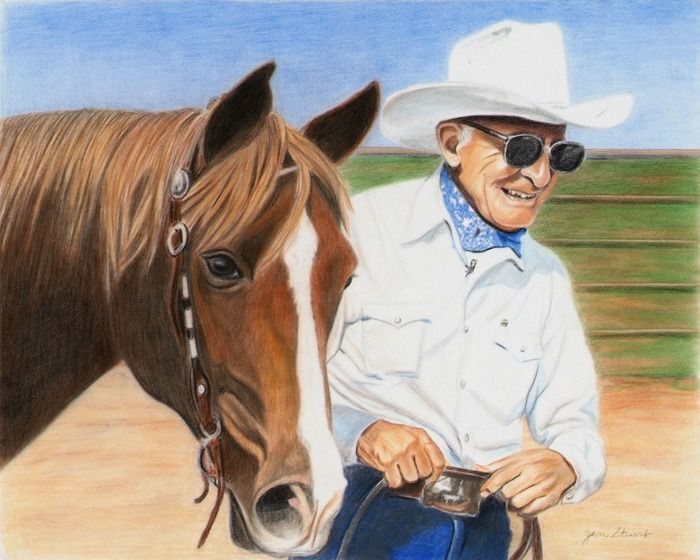 Renowned horse train John Ballweg, 93, passed away Tuesday, Aug. 2, after a horse incident while riding about noon the day before at the Saddle and Sirloin Club, Kansas City.