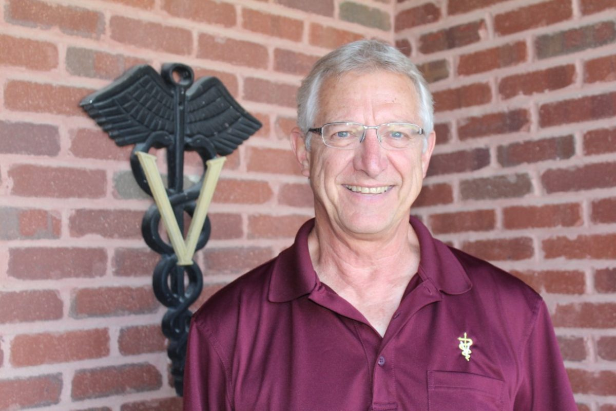 Passionate care for livestock and pets with most congenial service to their owners, all considered his personal friends are the smiling trademark of Dr. Tom Jernigan at Council Grove.