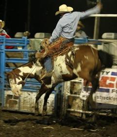 Eastern Kansas Rodeo Series Early Leaders Named Frank J