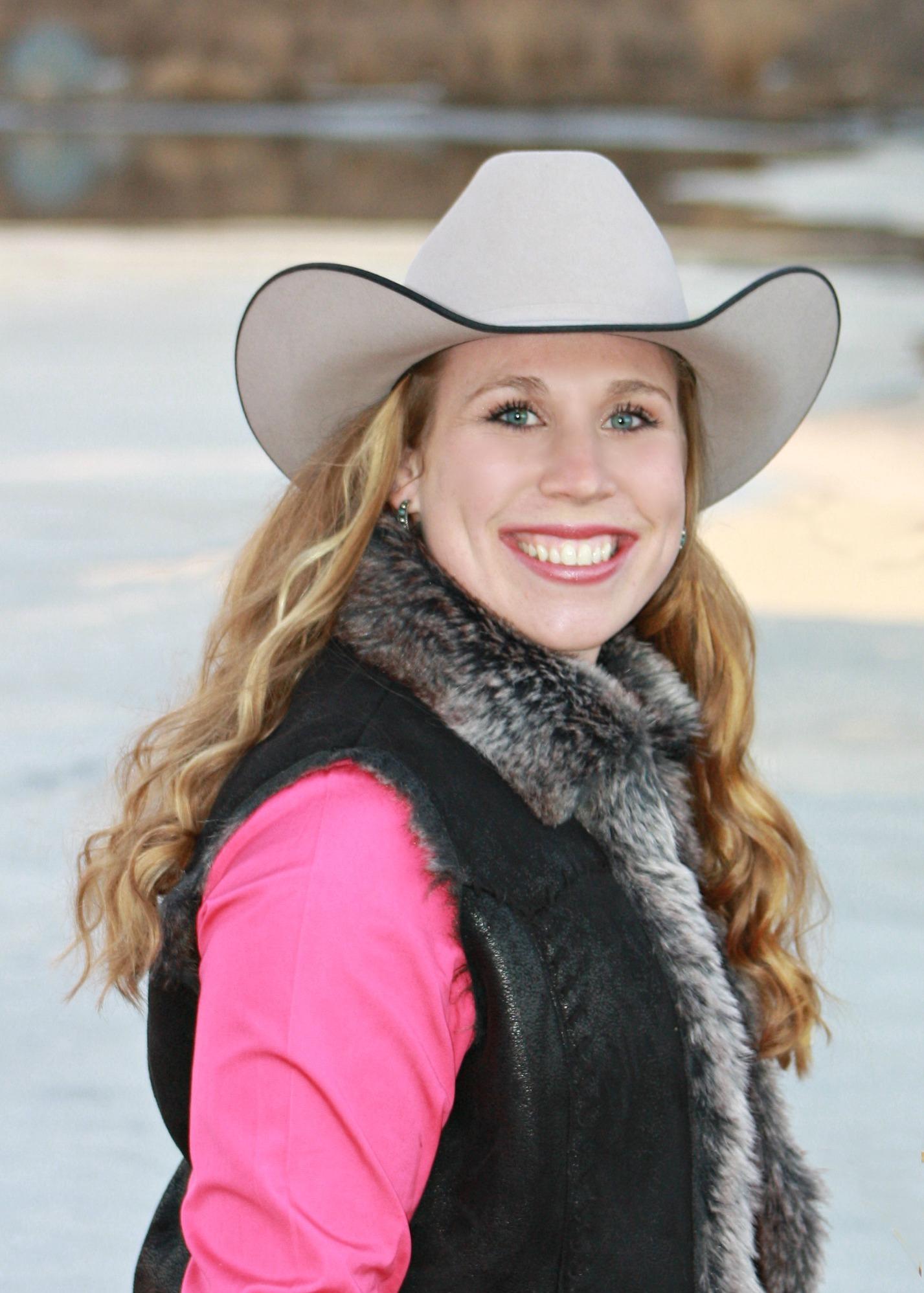 Eureka Rodeo Queen Shayla Lowry