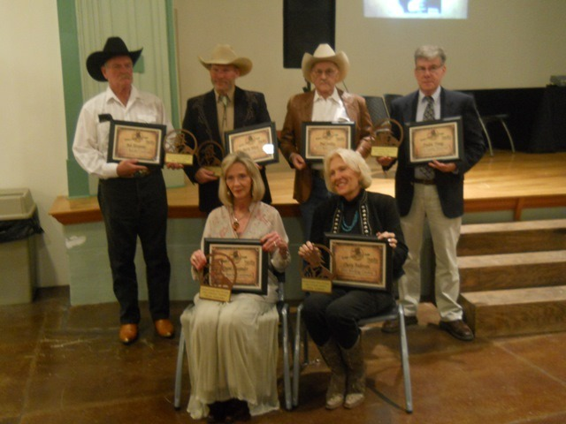 Kansas Cowboy Hall of Fame INductees