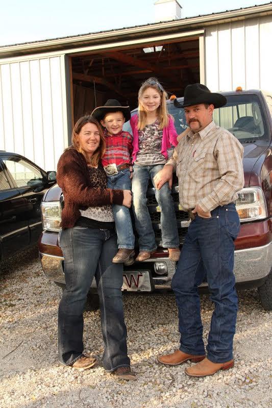 family barn door