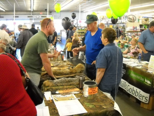 """""""How much is an opossum pelt really worth?"""" will be answered by Kansas Fur Harvesters during the Wildlife Appreciation and Conservation Days, September 11-12, at Emporia."""