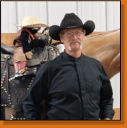 Pastor Terry Newell from Crossroads Cowboy Church,  Perry, will offer cowboy church services Sunday morning, Feb. 28, 9 o'clock, at  the EquiFest of Kansas in Topeka.